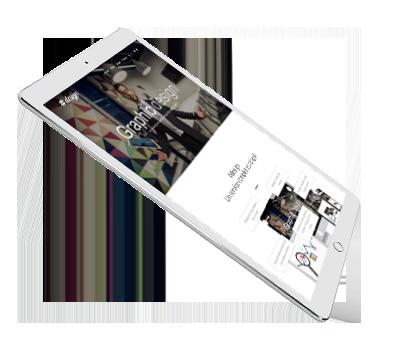 #design htagdesign ipad graphisme infographie