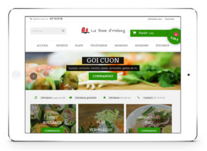 #design htagdesign website ecommerce restaurant bhl store site web