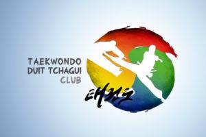 #design htagdesign logo taekwondo graphisme olympic colors