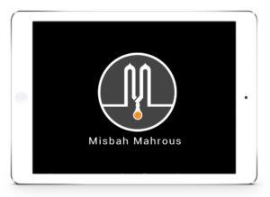 #design htagdesign logo mahrous misbah design graphiste infographiste