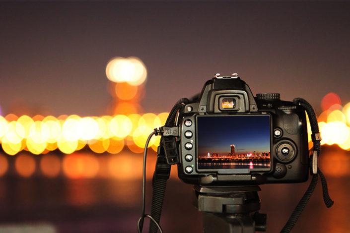 #design htagdesign photo video camera logo